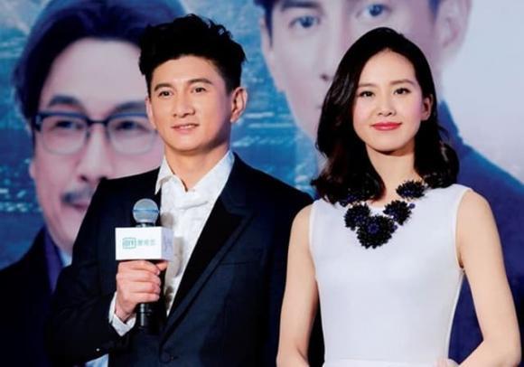 Ngô Kỳ Long và Lưu Thi Thi thành tỷ phú USD, vợ chồng Ngô Kỳ Long và Lưu Thi Thi, sao Hoa ngữ