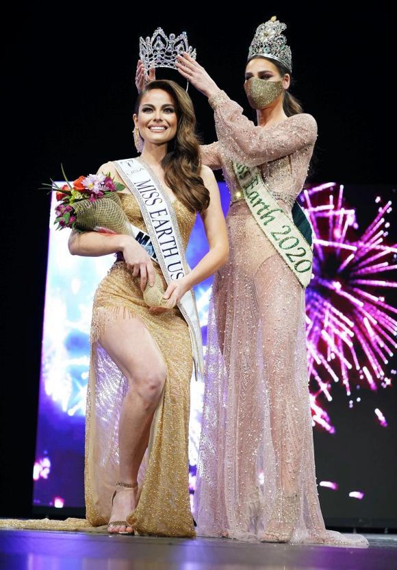 Hoa hậu Trái Đất Mỹ 2021, Marisa Paige Butler, Hoa hậu Trái Đất
