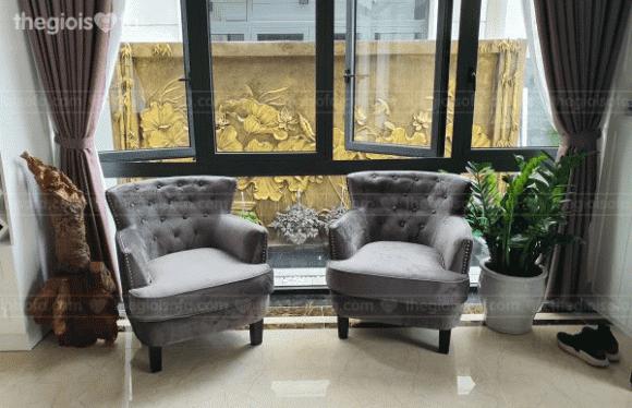 Sofa đẹp, sofa tân cổ điển, Thế Giới Sofa