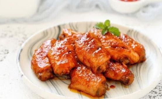 cánh gà sốt tương cà, món ngon mỗi ngày, ẩm thực gia đình