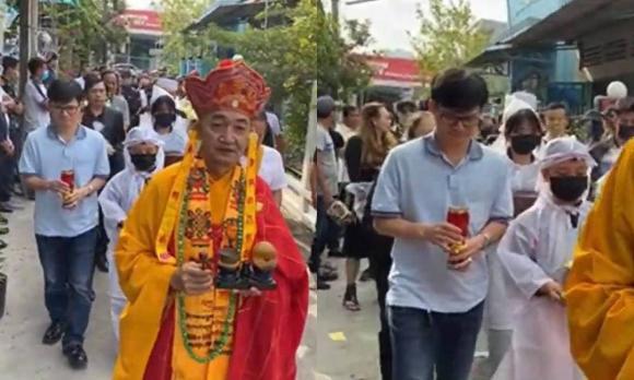 Vân Quang Long, nam ca sĩ, Linh Lan, Ái Vân, lễ an táng,