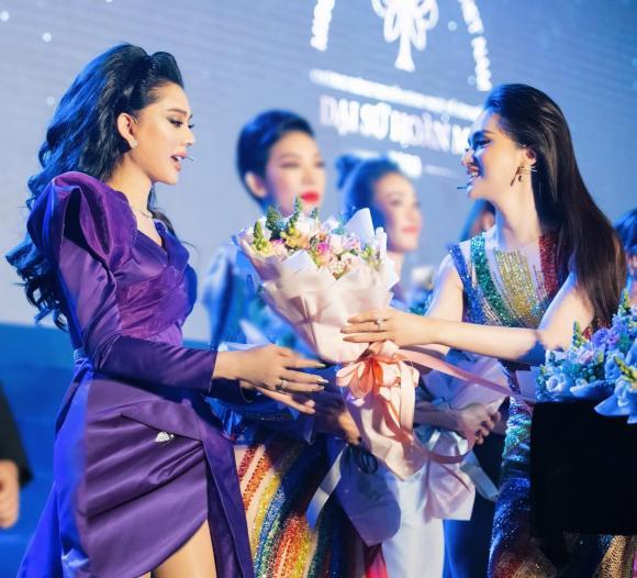 Lâm Khánh Chi, Lương Mỹ Kỳ, Đại Sứ Hoàn Mỹ 2020,