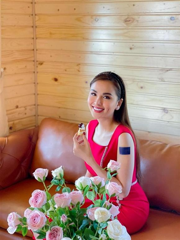 hoa hậu Diễm Hương, sao Việt