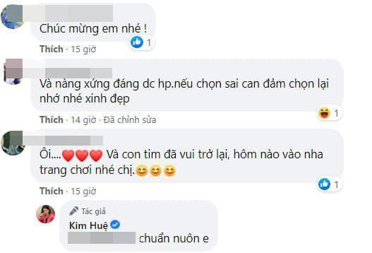 Kim Huệ, hoa khôi bóng chuyền Kim Huệ, thanh niên