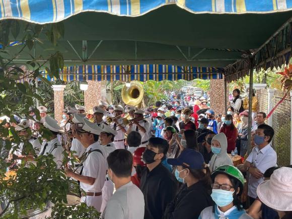 Lý Hải, Vân Quang Long, Phạm Trưởng, lễ an táng