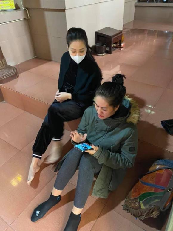 Trang Trần, NSND Anh Tú, Minh Cúc