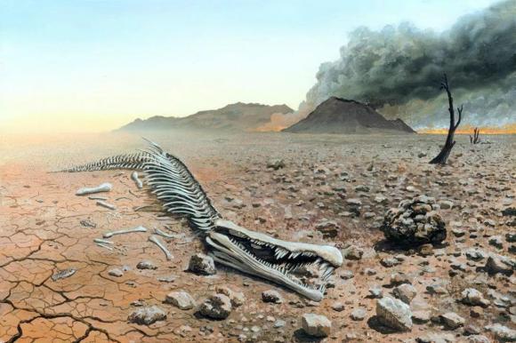 tuyệt chủng, tuyệt chủng lần 6, trái đất