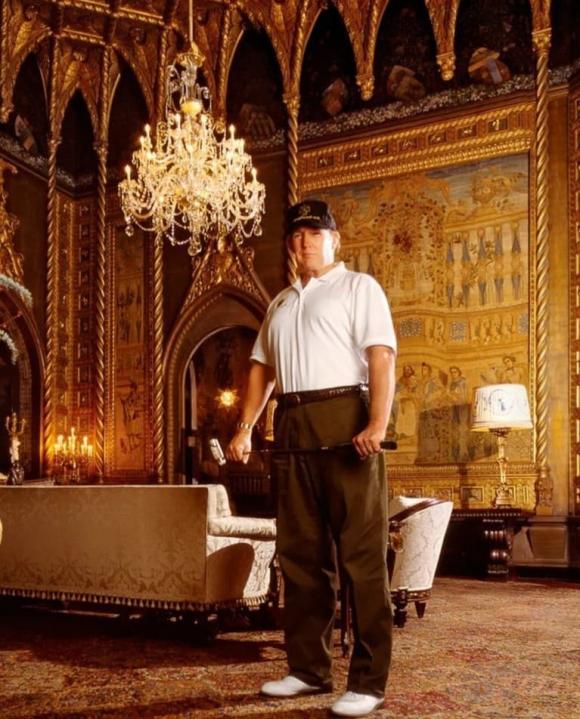 barron trump, hoàng tử nhà trắng, donald trump