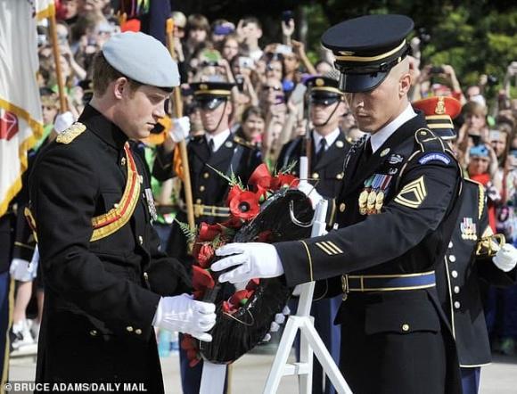 hoàng tử harry, joe biden, tổng thống mỹ, nhậm chức