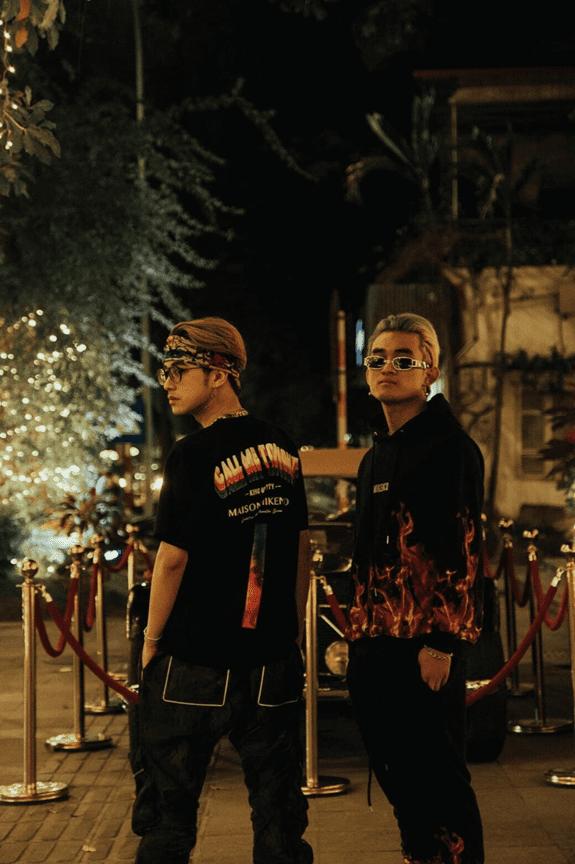 Mikenco, thời trang đường phố, Street Style