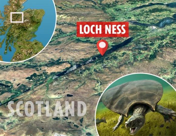 quái vật hồ Loch Ness, khoa học, quái vật