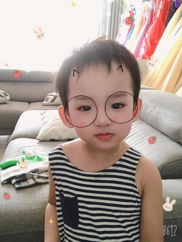 Đan Trường, Đăng Khôi, nhóc tỳ nhà sao Việt