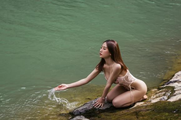 Đà Lạt, nữ DJ gợi cảm nhất châu Á, DJ Oxy, bikini, thời tiết