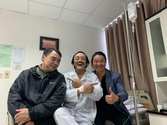 Giang Còi, ung thư, nghệ sĩ Giang Còi, sao Việt