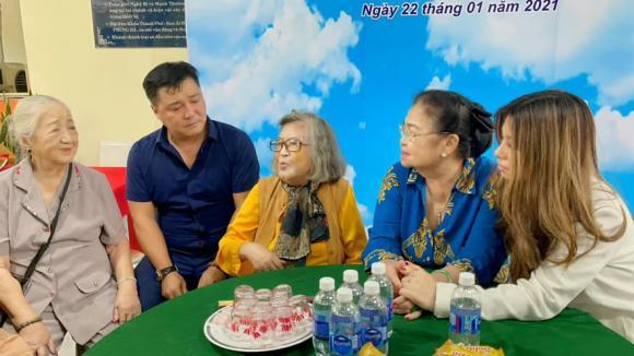 Lý Hùng, Lý Hương, NSND Lý Huỳnh, sao Việt