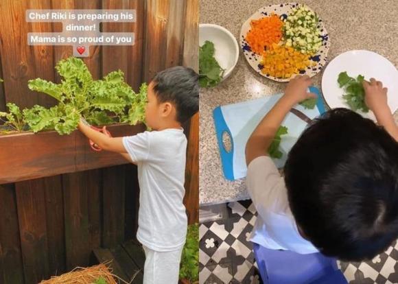 Tăng Thanh Hà, Louis Nguyễn, ngọc nữ, cách dạy con hay,