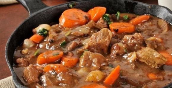 món ngon mỗi ngày, ẩm thực gia đình, Thịt bò hầm