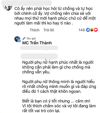Trấn Thành, thương em, người hùng, sao Việt