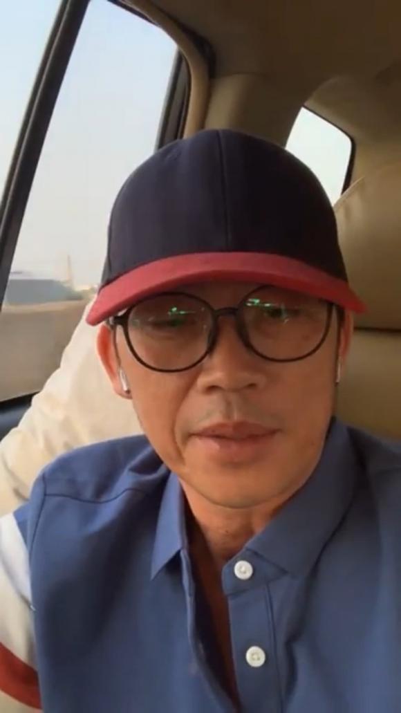 Hoài Linh, NSƯT, livesstream, sao Việt