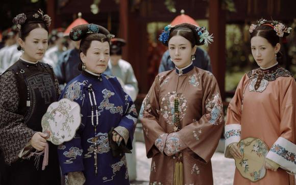 hậu cung, chính sách nhà Thanh, triều đại nhà Thanh, hậu cung thời nhà Thanh, lịch sử Trung Quốc, lịch sử trung hoa