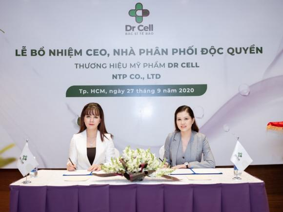 Cao Lá Rừng Dr Cell, CEO Huỳnh Chi