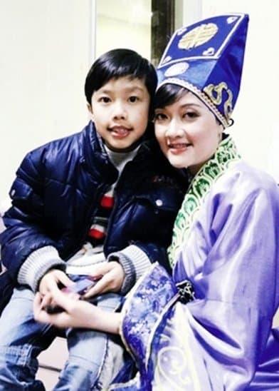 Vân Dung, con trai Vân Dung, sao Việt