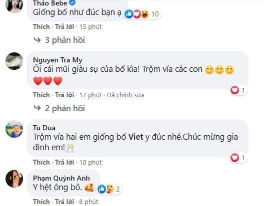 Khắc Việt, con Khắc Việt, sao việt