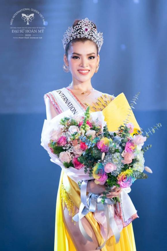 hoa hậu Trân Đài, Đại sức hoàn mỹ 2020, sao Việt