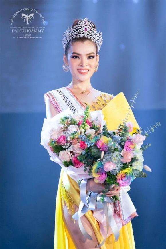 hoa hậu Trân Đài, Đại sức hoàn mỹ 2020