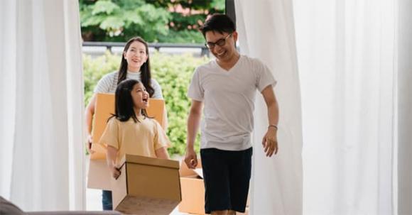 chuyển nhà mới, những điều kiêng kỵ khi chuyển nhà mới, chuyển nhà mới kiêng kỵ gì