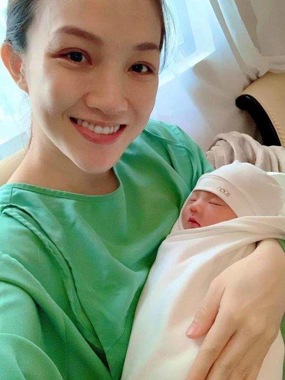 sinh con năm 2021, sao Việt, Bảo Thanh, Chúng Huyền Thanh, Quế Vân