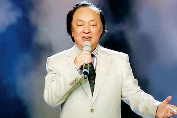 NSND Trung Kiên, qua đời, Nhạc sĩ Quốc Trung,