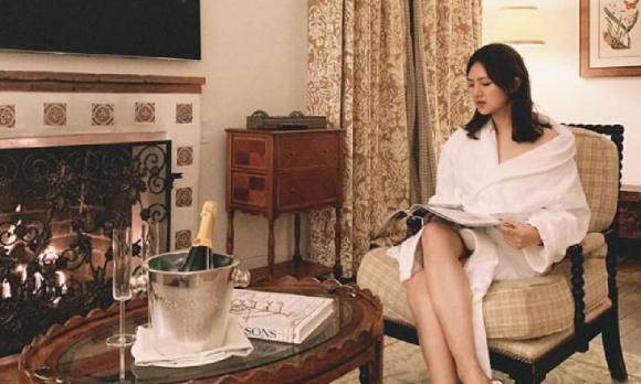 Diêu An Na, thiên kim tiểu thư tập đoàn Huawei, sao hoa ngữ