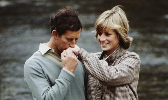 Diana, Charles, hoàng gia anh