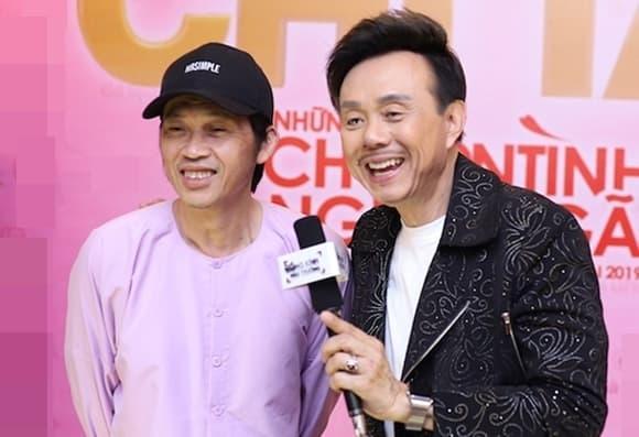 NSƯT Hoài Linh, nghệ sĩ Chí Tài, qua đời, tri kỷ,