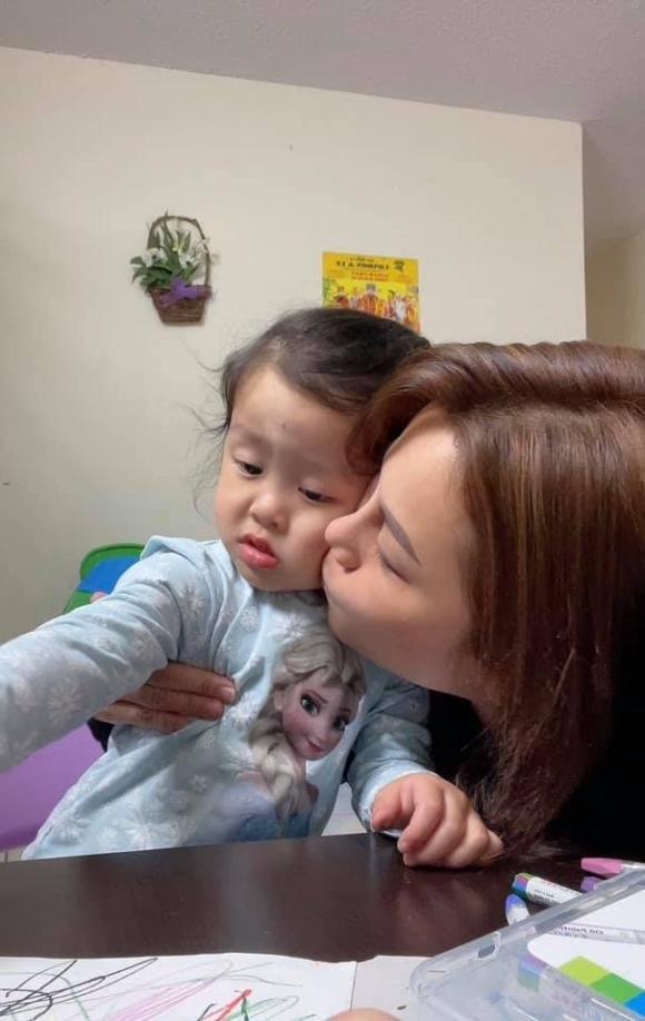 Quỳnh Như, vợ cũ Hoàng anh, nam diễn viên Gạo nếp gạo tẻ, con gái,