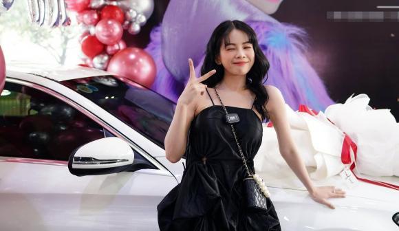 DJ Mie, Hồng Thanh, xế hộp.
