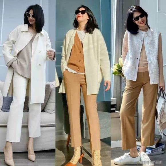 thời trang đẹp, xu hướng thu đông, phong cách pháp