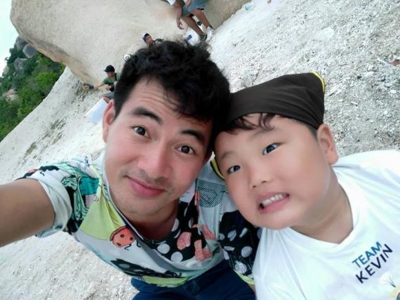 con trai Xuân Bắc, Bi Béo, nhóc tỳ sao Việt