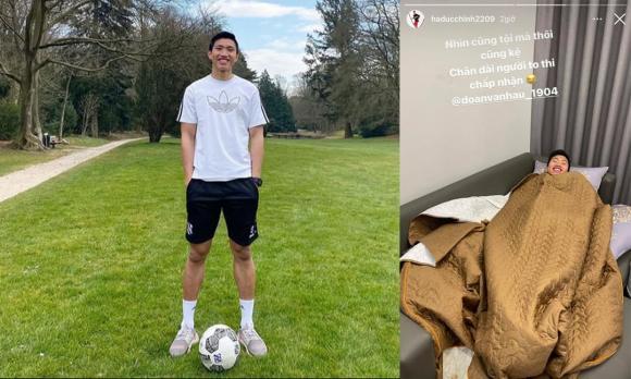 Hà Đức Chinh, nhà của Hà Đức Chinh, đội tuyển bóng đá Việt Nam