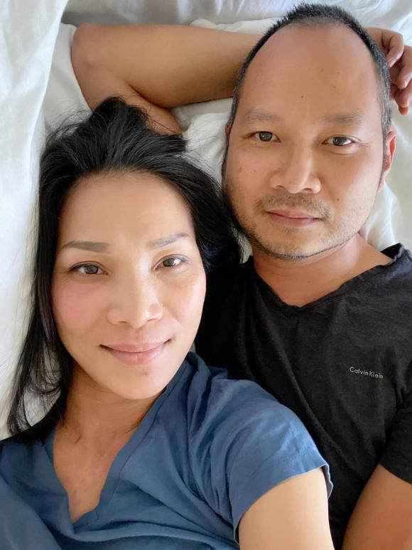 Hồng Ngọc, chồng Hồng Ngọc, Covid-19