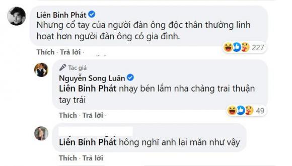 Song Luân, Ông Cao Thắng, Liêm Bỉnh Phát