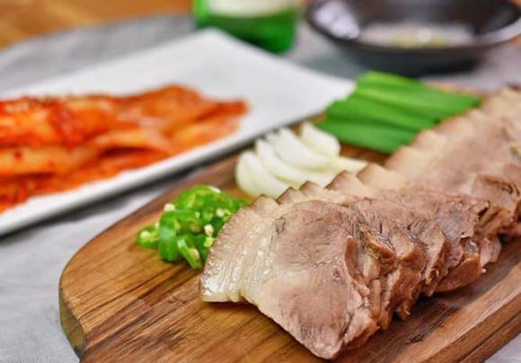 dạy nấu ăn, thịt lợn,