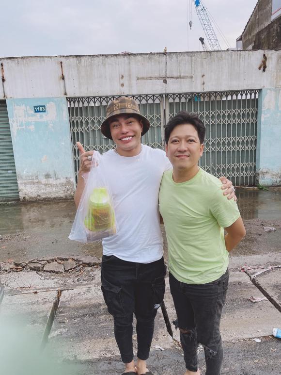 danh hài Trường Giang, diễn viên Lê Dương Bảo Lâm, sao Việt