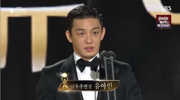 lễ trao giải Rồng Xanh 2020, sao Hàn, Yoo Ah In, Song Joong Ki