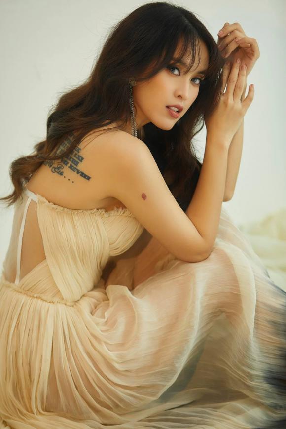 Tú Vi, diễn viên Tú Vi, sao Việt