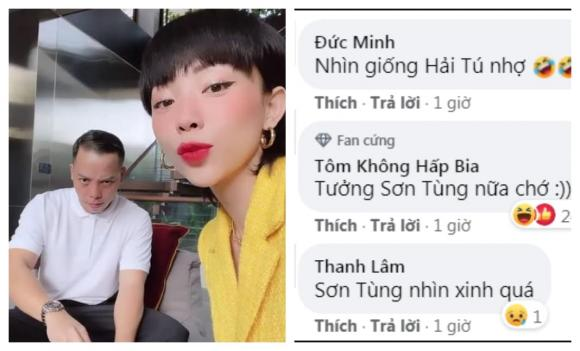 ca sĩ Tóc Tiên, nhà sản xuất âm nhạc, Hoàng Touliver, sao Việt