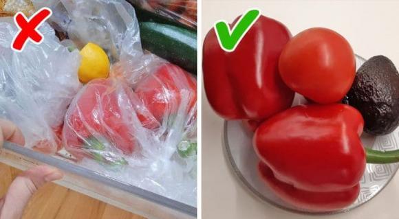 thực phẩm, thực phẩm không nên để trong tủ lạnh, kiến thức