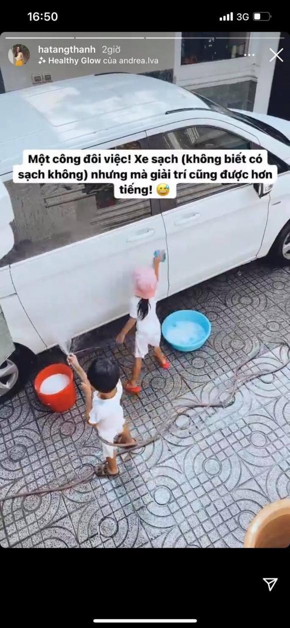 Tăng Thanh Hà, Louis Nguyễn, xế hộp, nữ diễn viên,