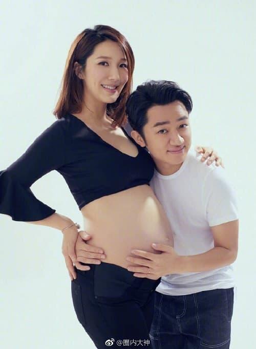 Vương Tổ Lam, Lý Á Nam, diễn viên Hồng Kông, Cbiz